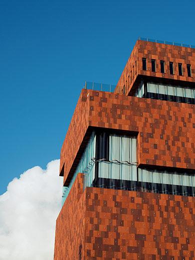 Museum aan de stroom Antwerp