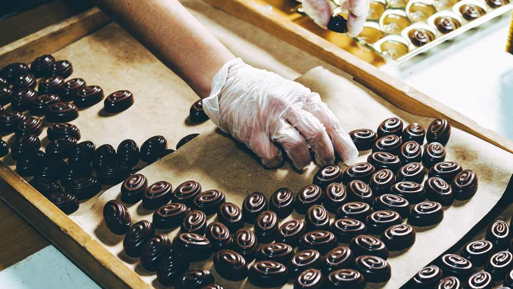Chocolate Making Belgium