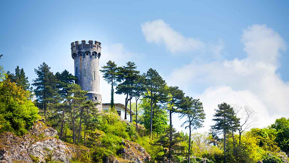 Visit the Citadel in Dinant, Belgium