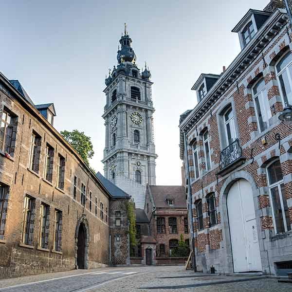 Mons Belfry UNESCO World Heritage Site