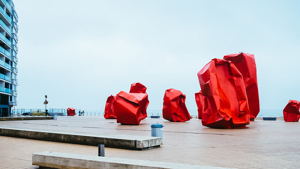 Arts in Ostend