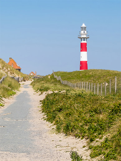 Lighthouse in Ostend