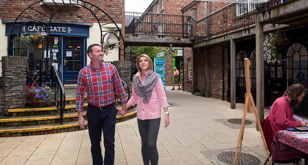 Londonderry Craft Market Visit Northern Ireland P&O Ferries