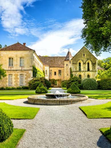Abbaye de Fontenay, Burgundy