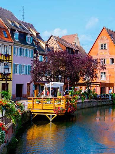Restaurants in Colmar