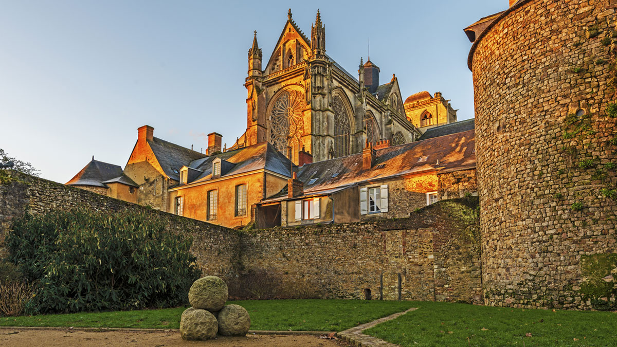 Saint Julian of Le Mans Cathedral