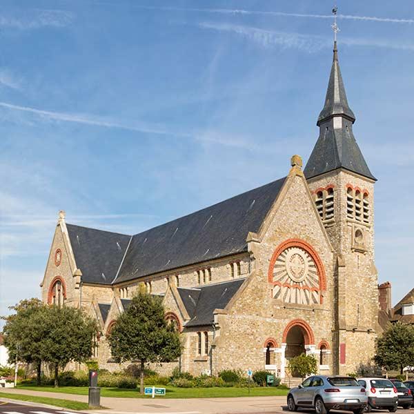 St Joan of Arc Church