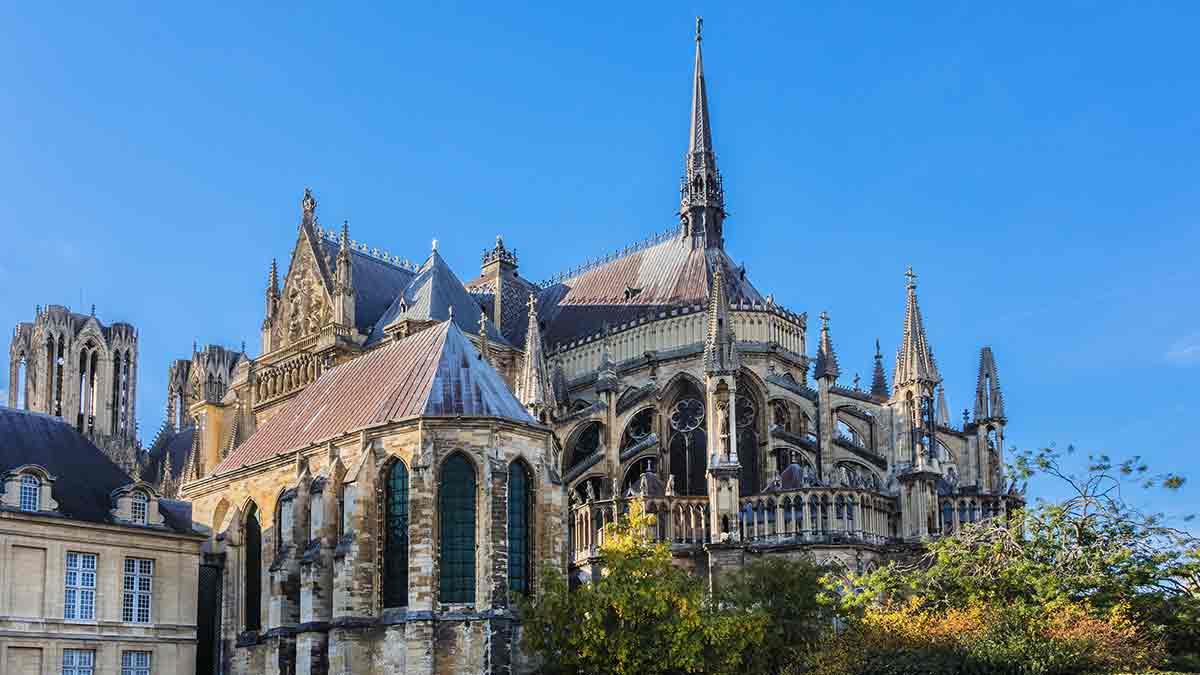 Notre Dame de Reims Cathedral
