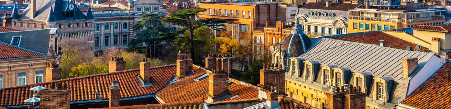 Toulouse in France