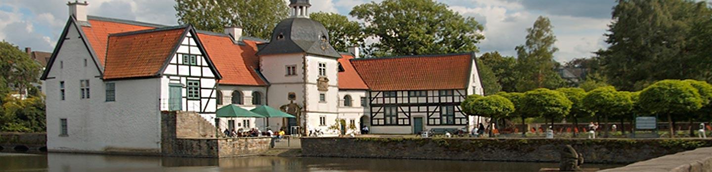Rodenberg Castle in Dortmund, Germany
