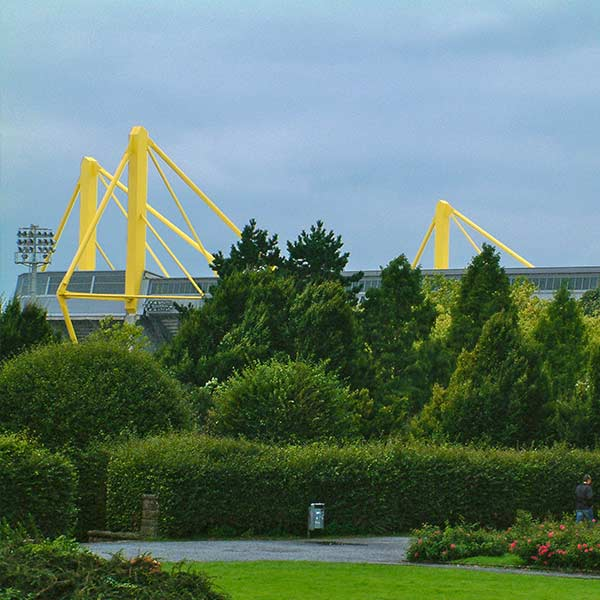 Signal Iduna Park football stadium