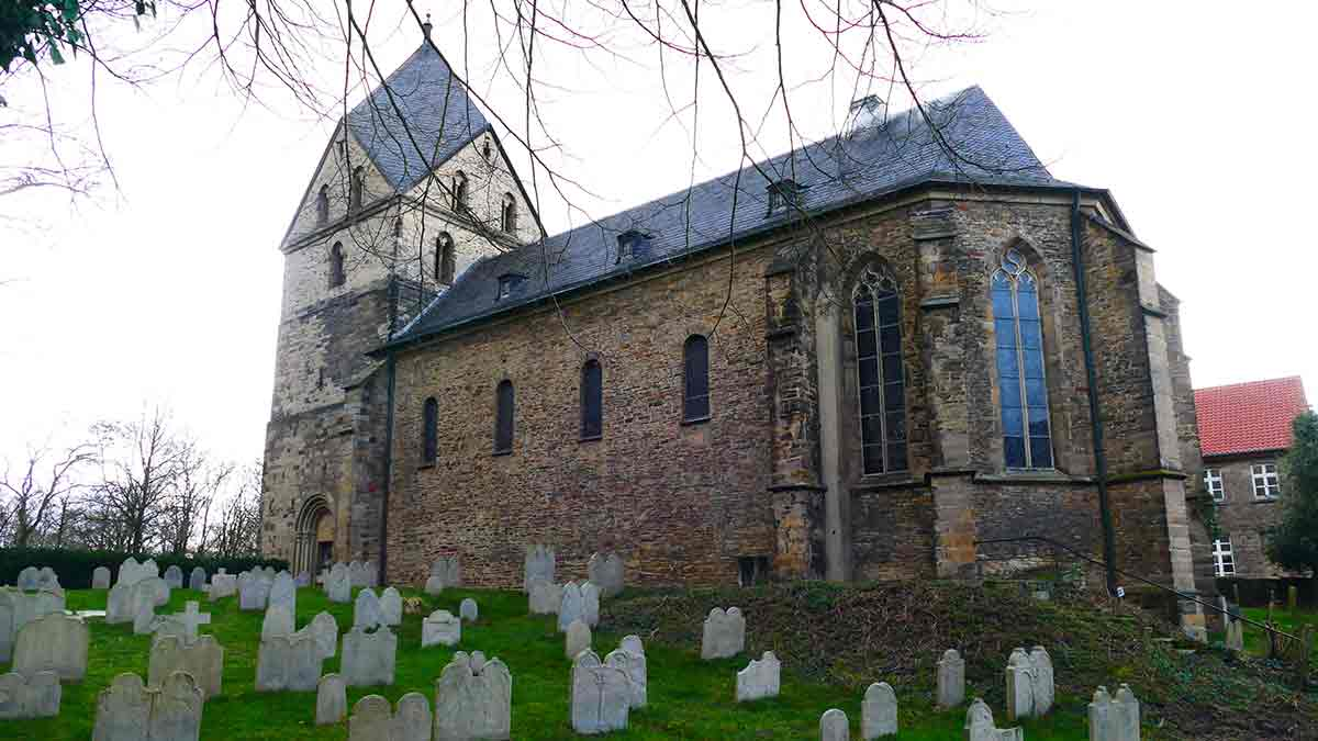 St Peter's Church in Dortmund