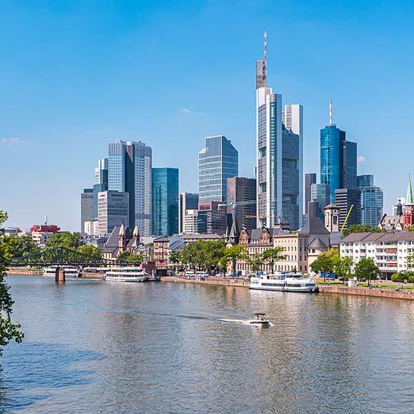 River cruise Frankfurt