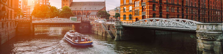 Hamburg in Germany