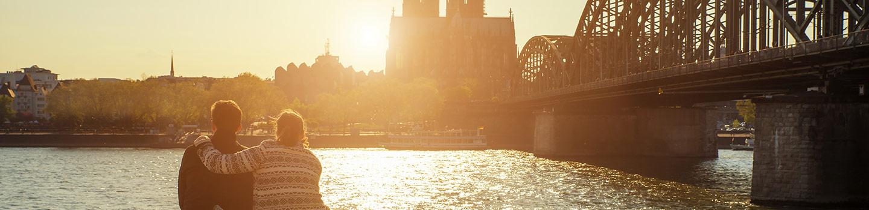 Romantic getaway in Germany