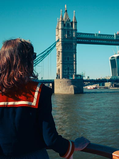 Attractions in London - Tower Bridge