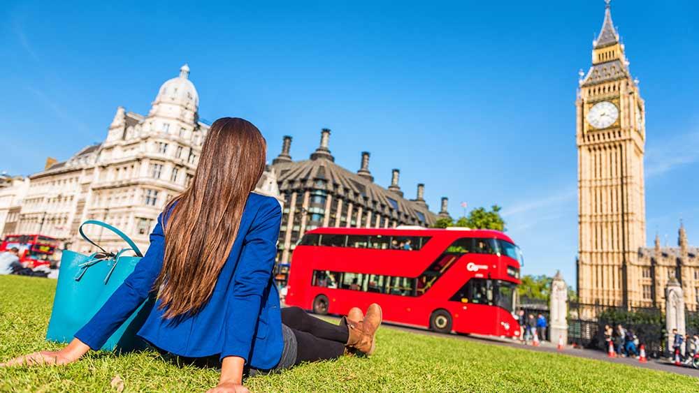 London Attractions - Big Ben