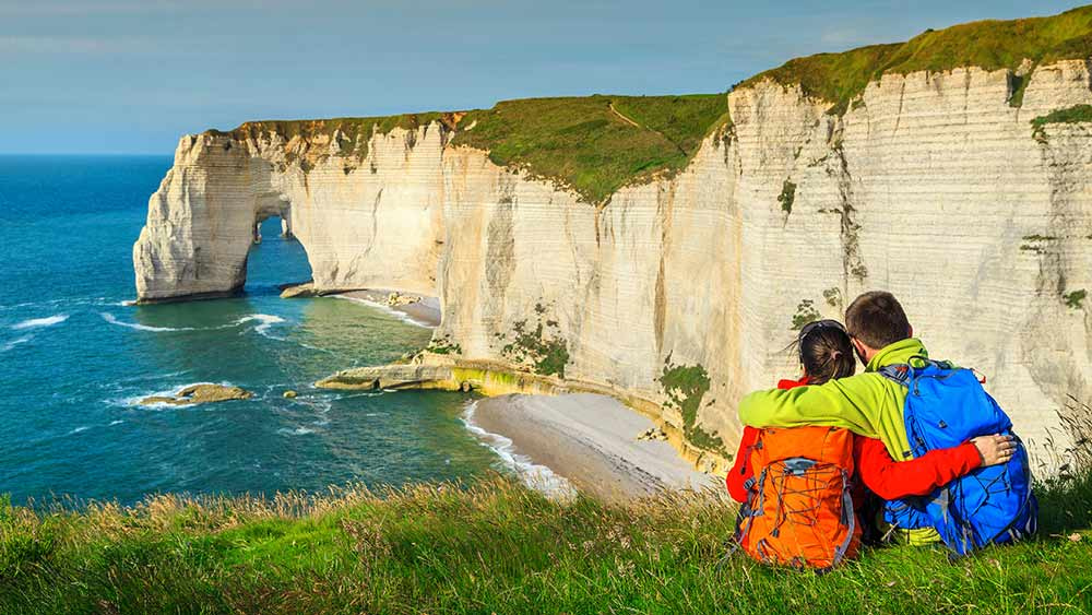 Attractions in France - Normandy Beach