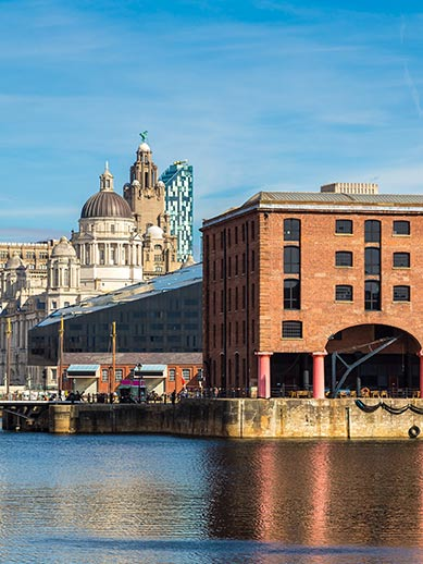 Liverpool Attractions - Albert Docks