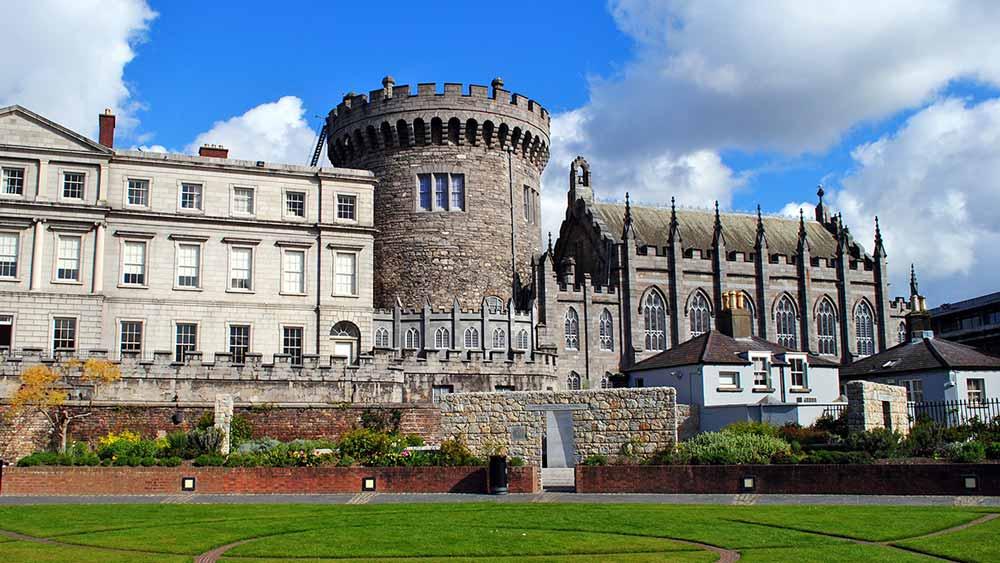 Ireland Attractions - Dublin Castle