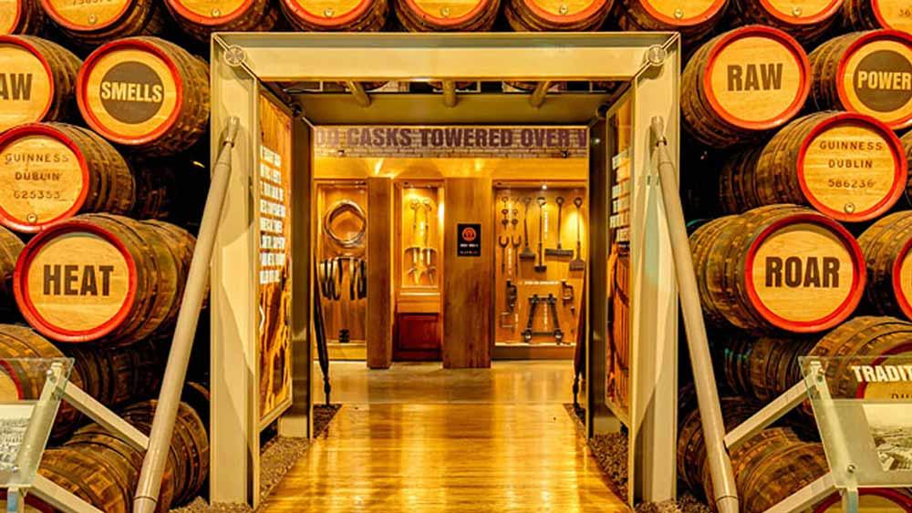 Guinness Storehouse Tour - Dublin