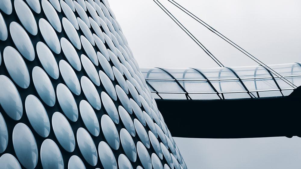 Shopping in Birmingham