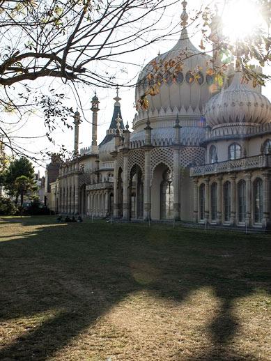Royal Pavillion and Pavillion Gardens