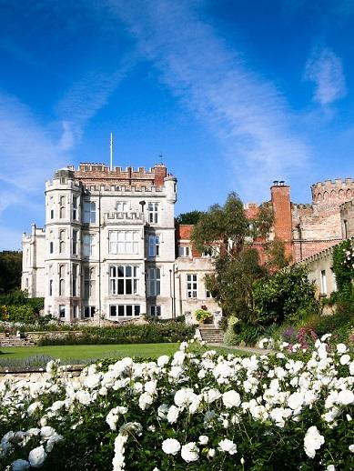 Brownsea Island Castle - Dorset