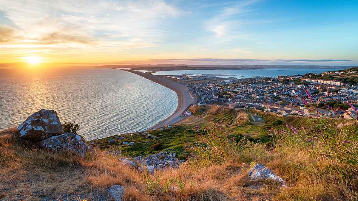 Dorsets Jurassic Coast