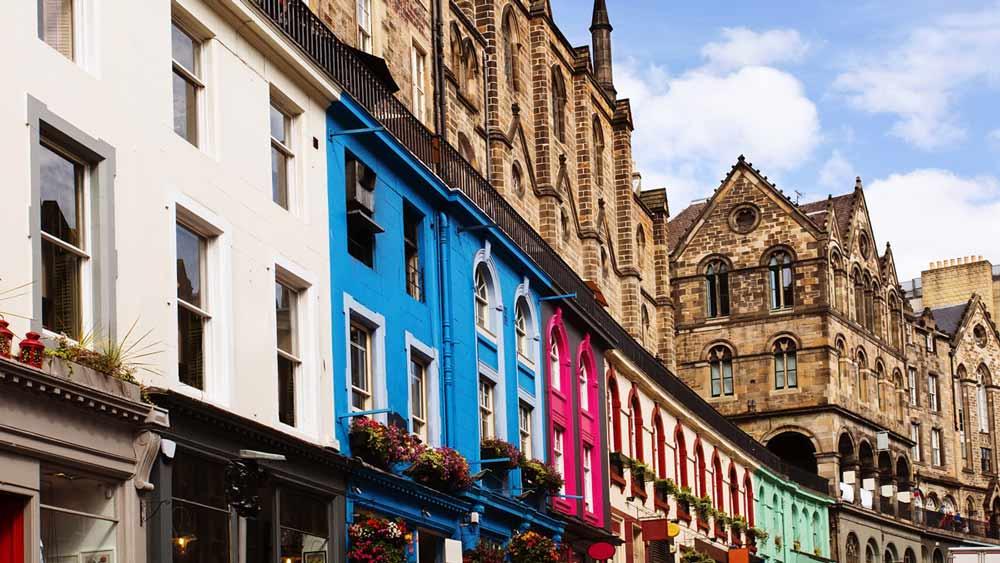 Tolle Ideen für einen Edinburgh-Besuch mit der Familie