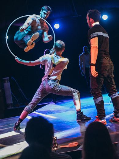 Edinburgh Festival Fringe Society, Szkocja