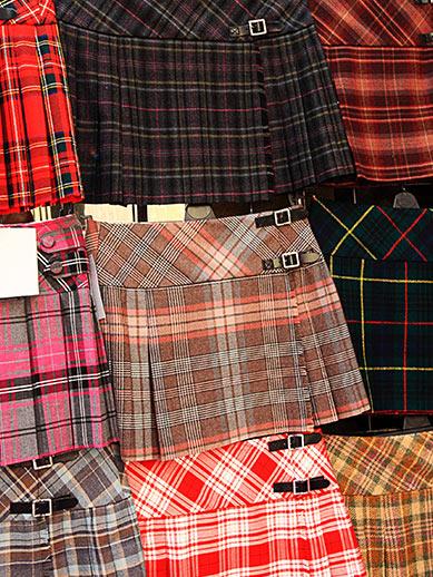 Zakupy w Edynburgu