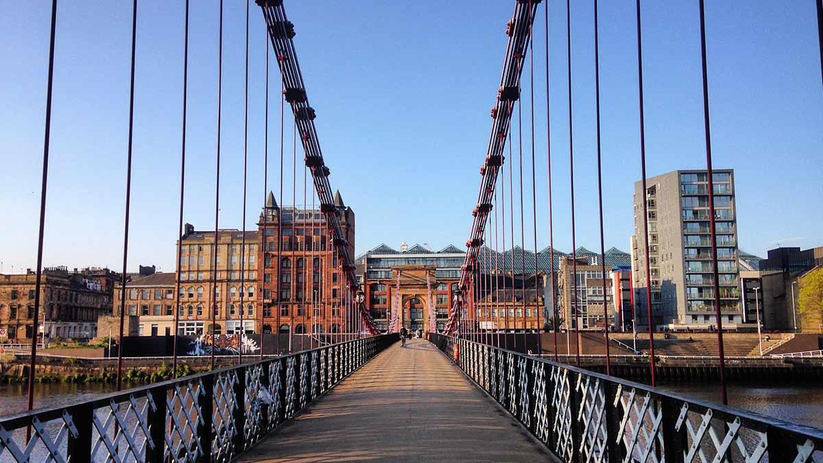 Doświadcz życia w Glasgow