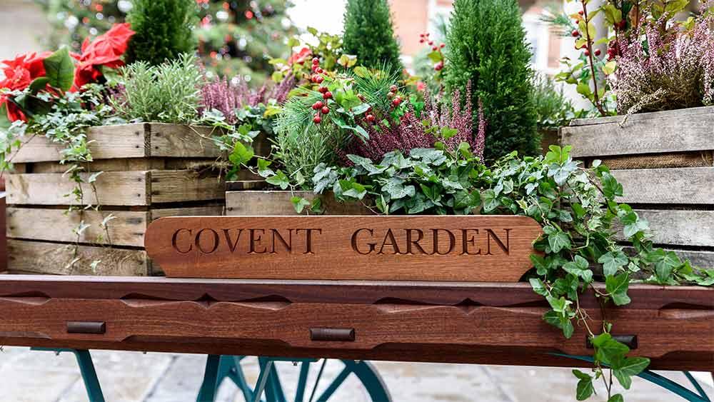 Covent Garden in London