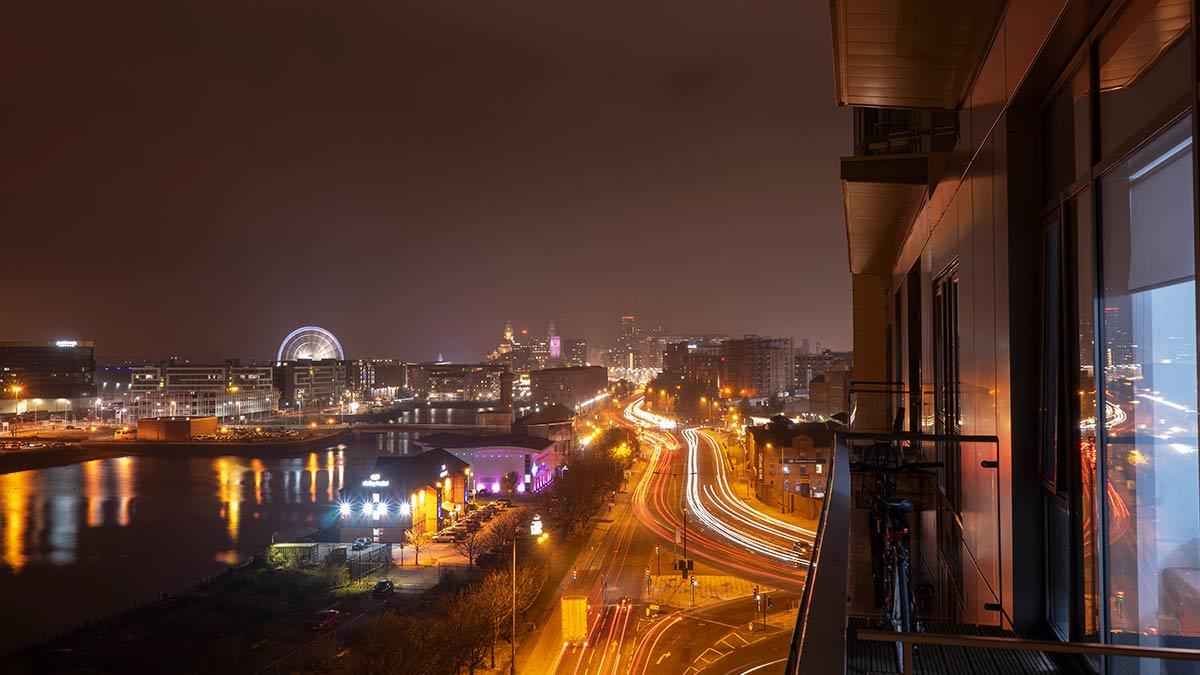 Royal Albert Dock in Liverpool