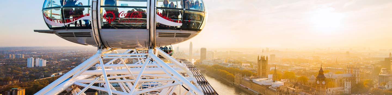 London Eye in England