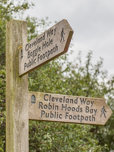 North York Moors - Cleveland Way