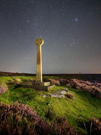 L'observation des étoiles dans les North York Moors