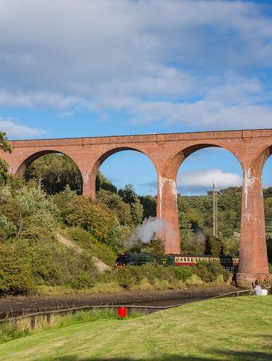 Ligne ferroviaire des North Yorkshire Moors