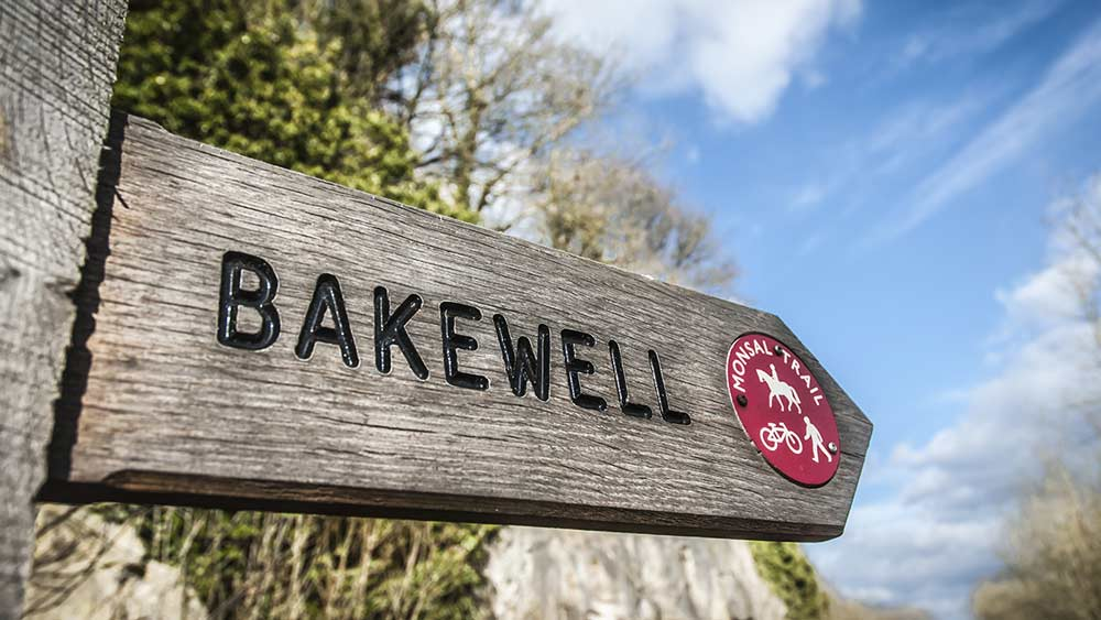 Bakewell in the Peak District