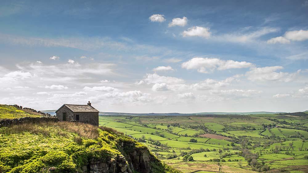 Peak District in Engeland