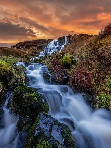 L'île de Skye en Écosse