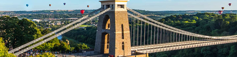 Bristol in Great Britain