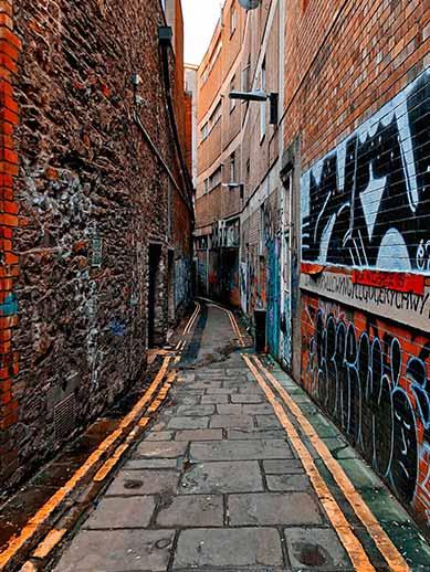 Street Art Walking Tour Bristol