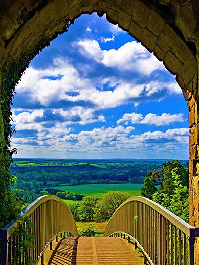 Cheshire en Angleterre