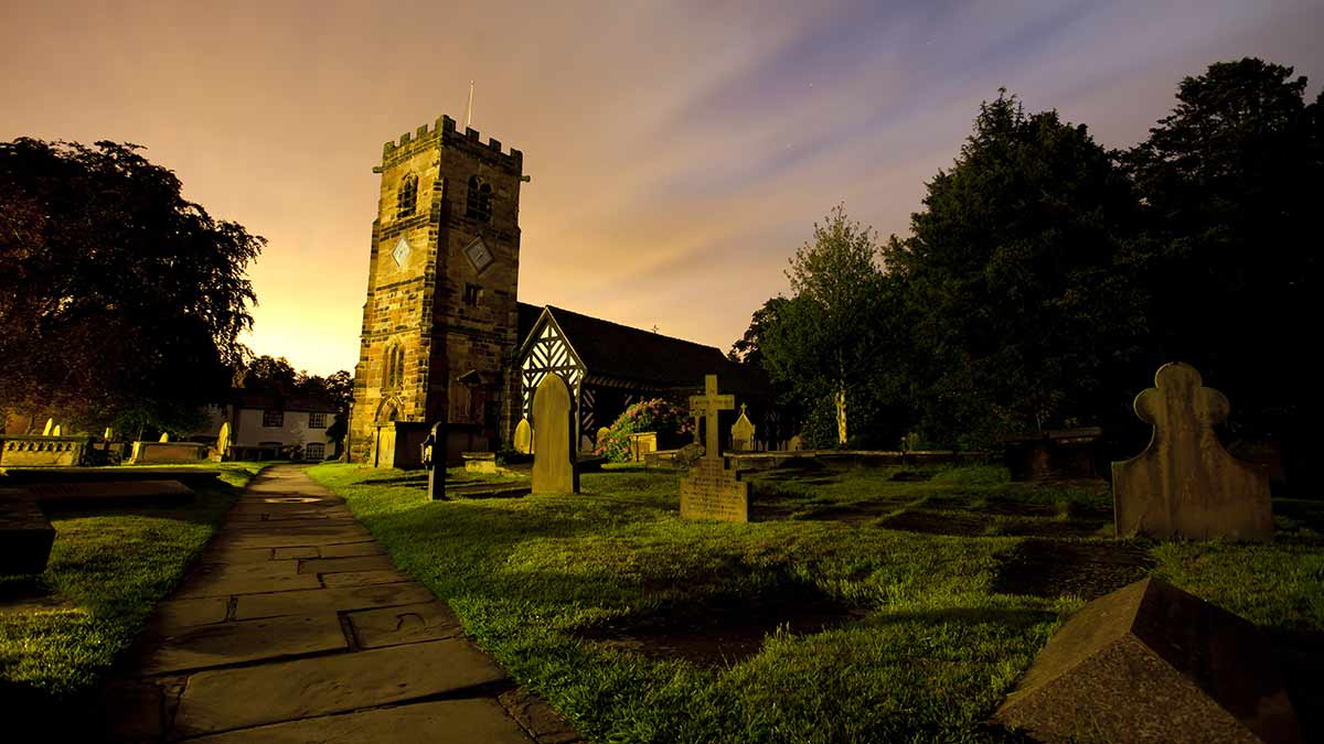 Cheshire en Grande-Bretagne