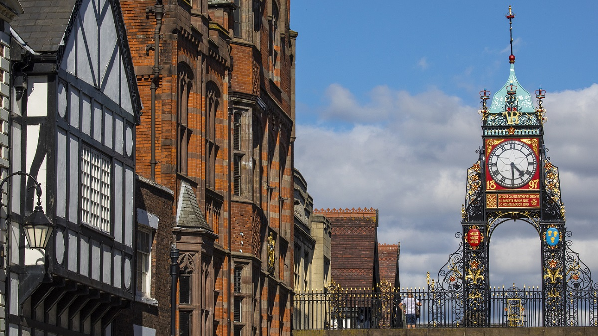 Eastgate Clock - Cheshire