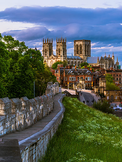 York en Angleterre