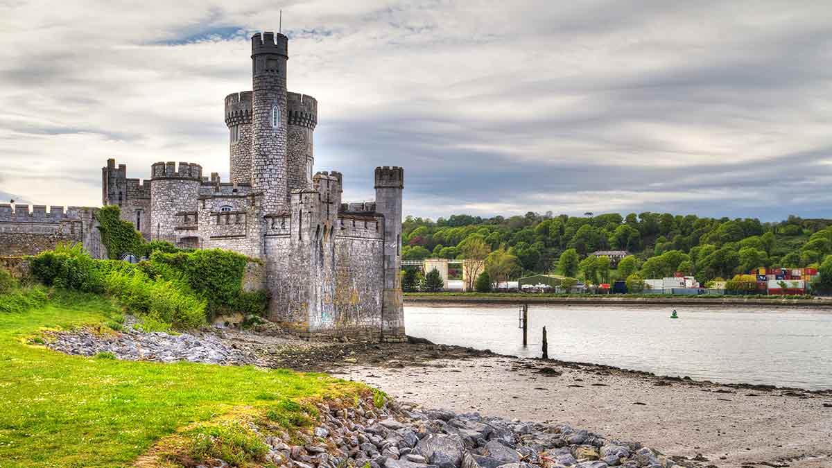 Zamek Blackrock w Cork