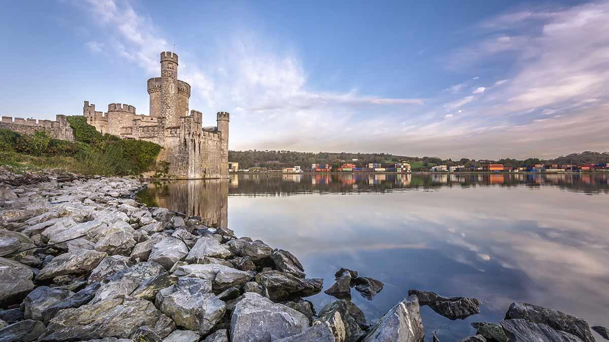 Blackrock Castle in Cork
